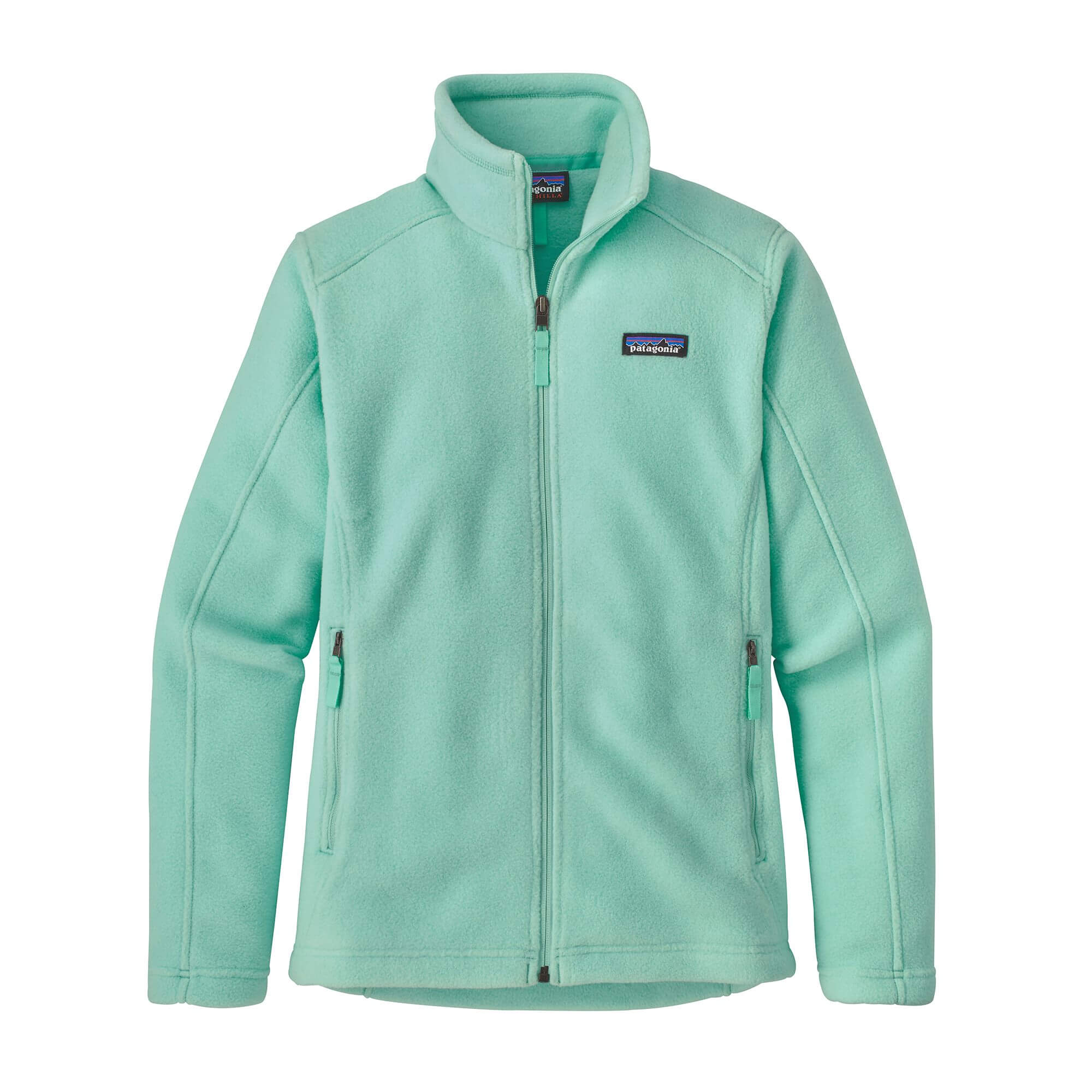 Recycled Polyester Fleece Pullover