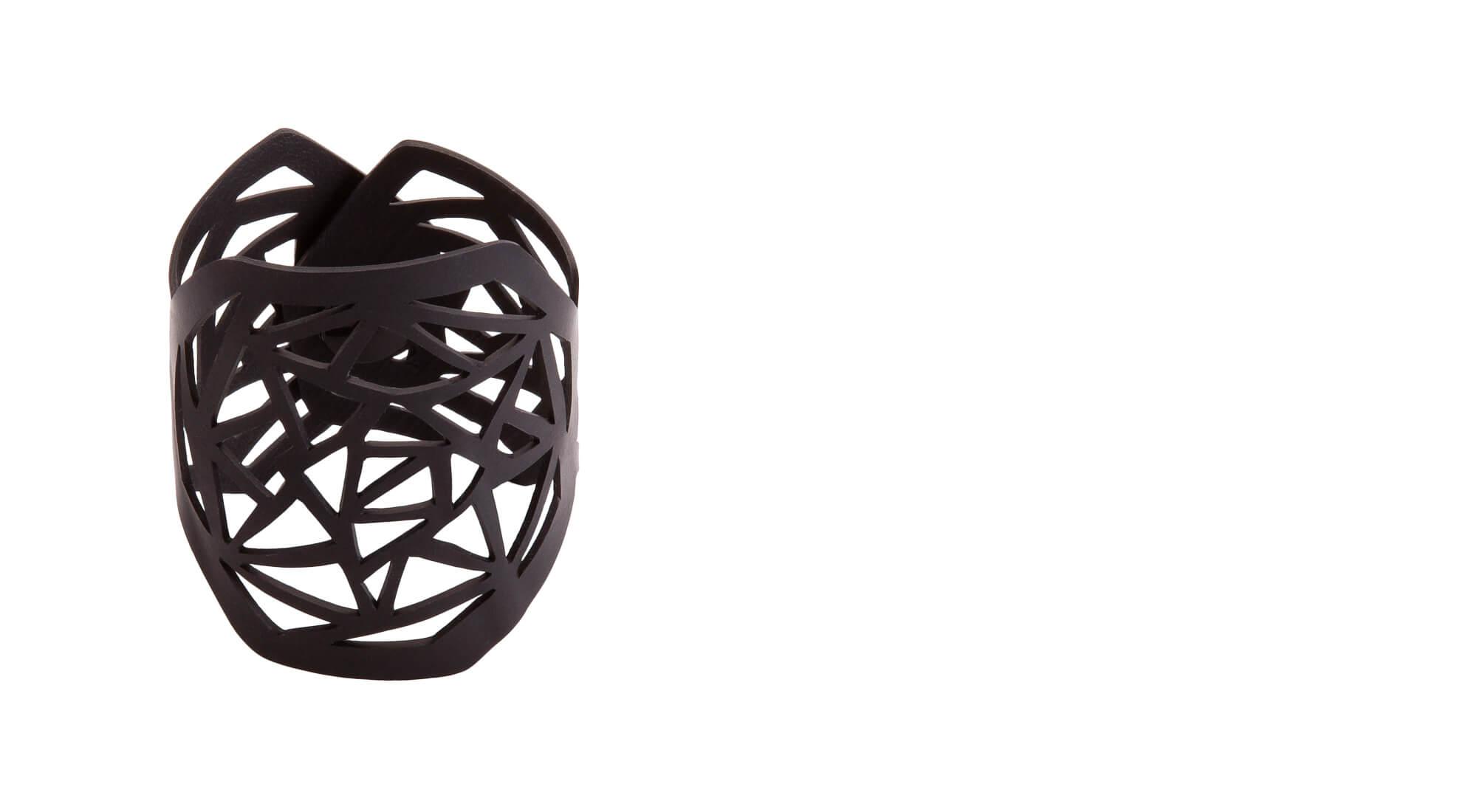 Recycled bracelets made of innertube