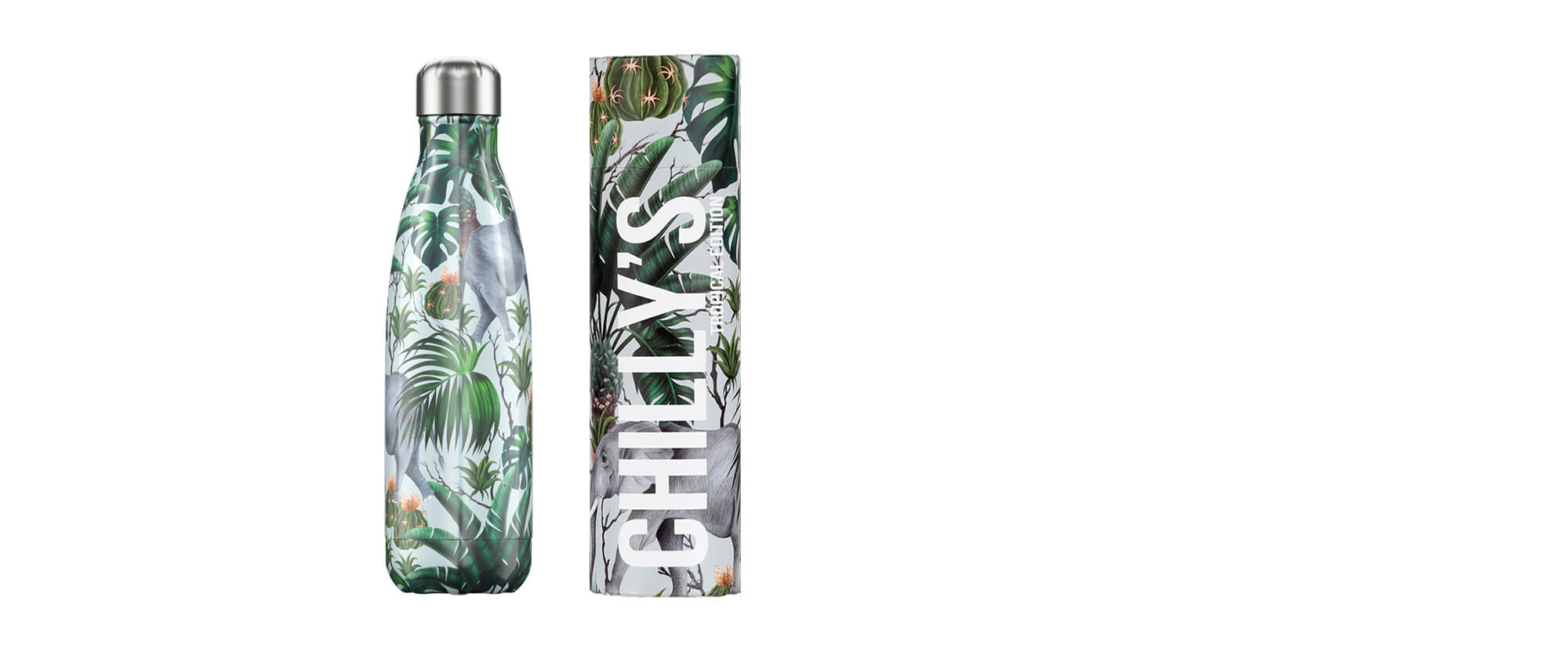 Insulated BPA-free Reusable Bottle by Chilly