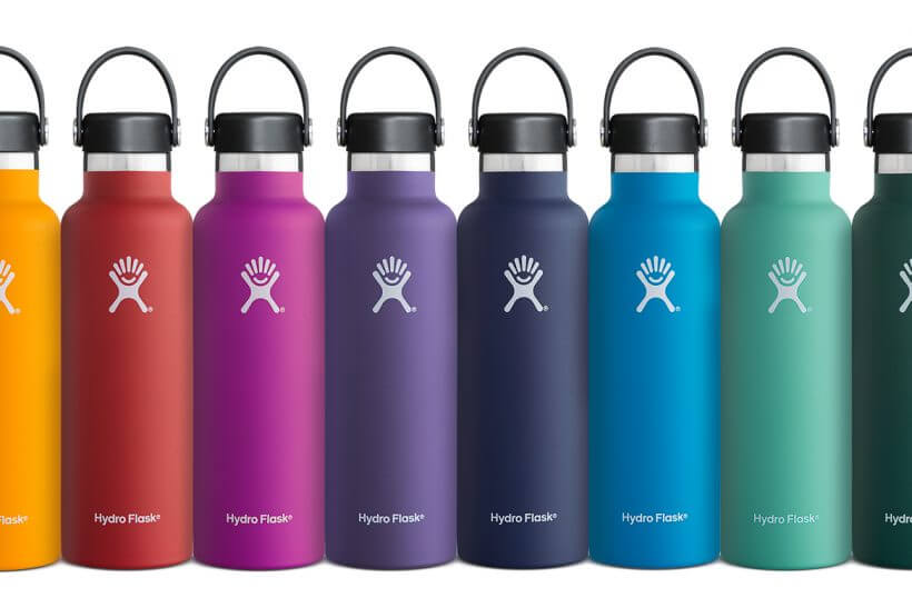 Insulated & BPA free Reusable Bottle by Hydro Flask
