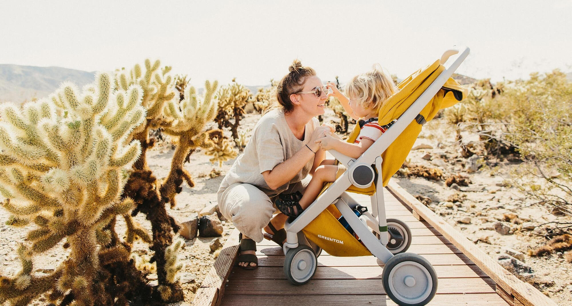 greentom-classic-stroller-yellow