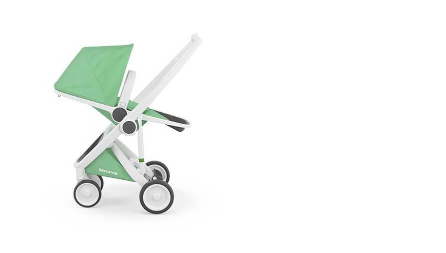 Eco-friendly & Lightweight Stroller