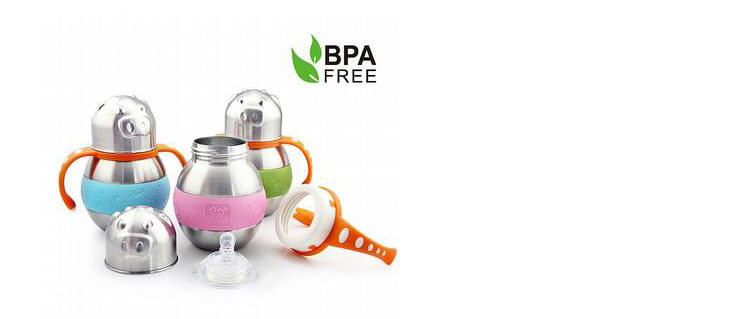 haakaa-stainless-steel-baby-bottles-versions