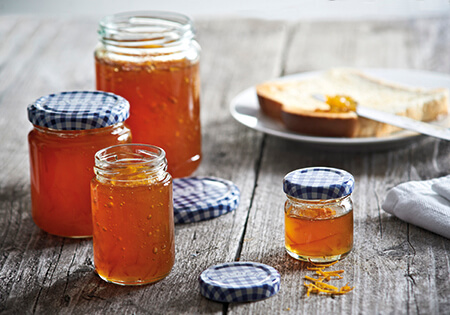 Screw Top Glass Jars, by Kilner