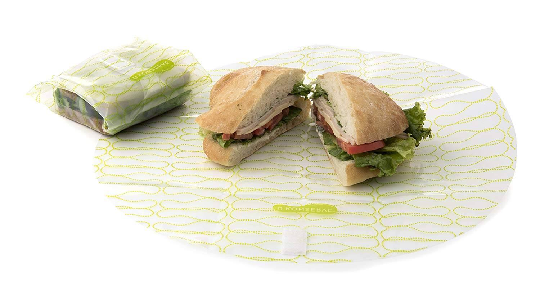 Reusable Food Wraps, by U-Konserve