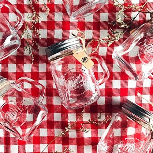 Durable Glass Mason Jars, by Smith's