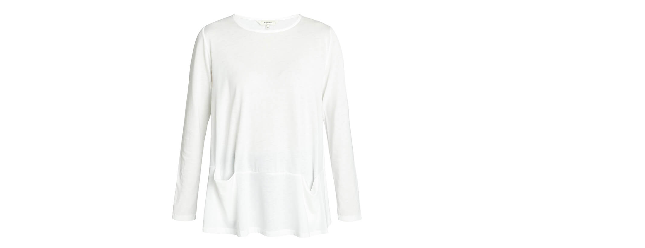 Relaxed & Stylish Tencel Ava Top, by People Tree