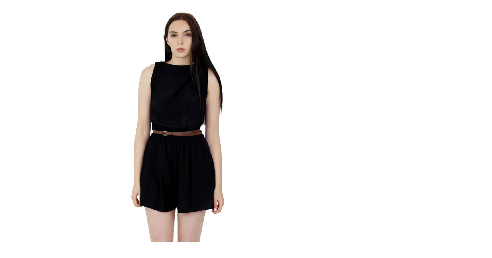 Ivy Playsuit Made from Recycled Polyester, by Madia & Matilda