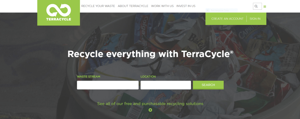 terracycle-homepage