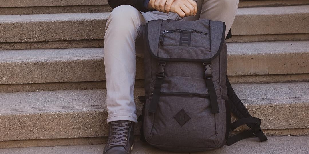 grey-recycled-backpack-for-work