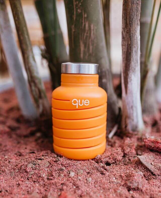 que-collapsible-water-bottle