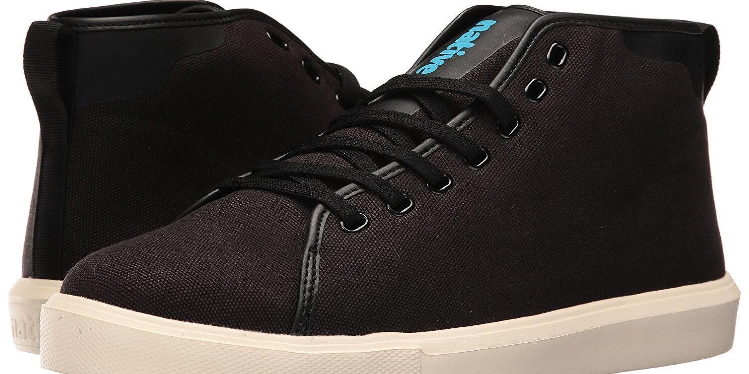 black-durable-skate-shoes