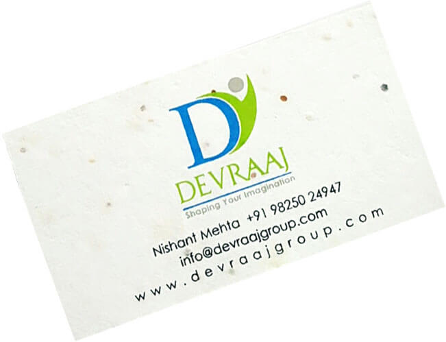 Devraaj-eco-friendly-business-cards