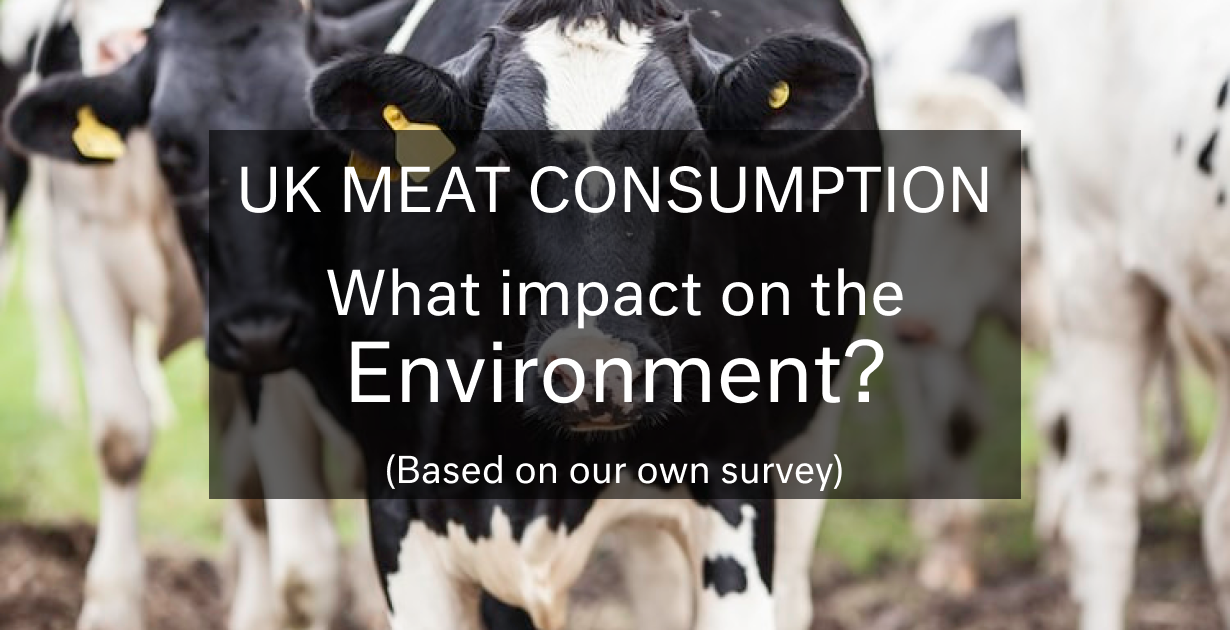The Impact of UK Meat Consumption on the Environment
