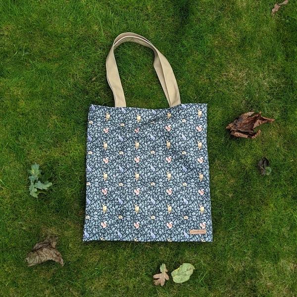 woodland-vegan-tote-bag