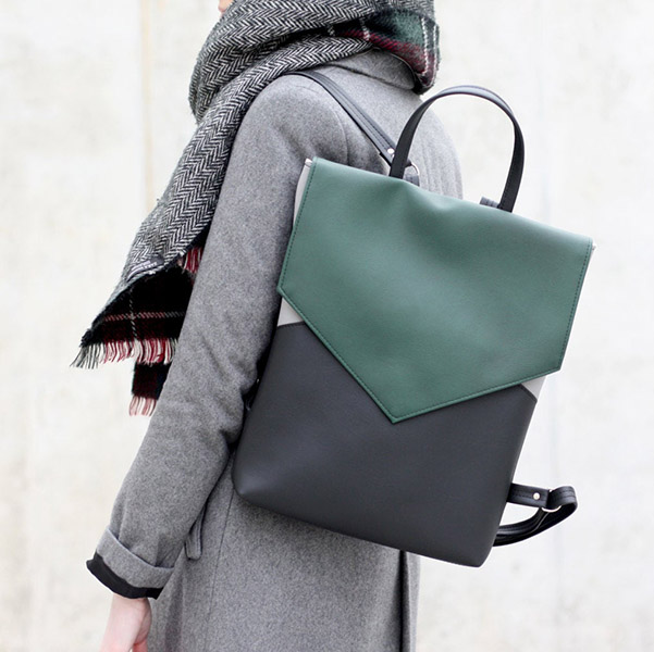 sugulovas-faux-leather-backpack