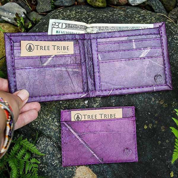 tree-tribe-leaf-leather-wallet