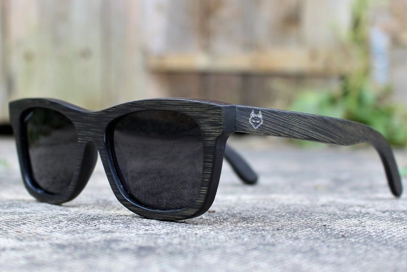 Paul Ven Ethical Bamboo Sunglasses