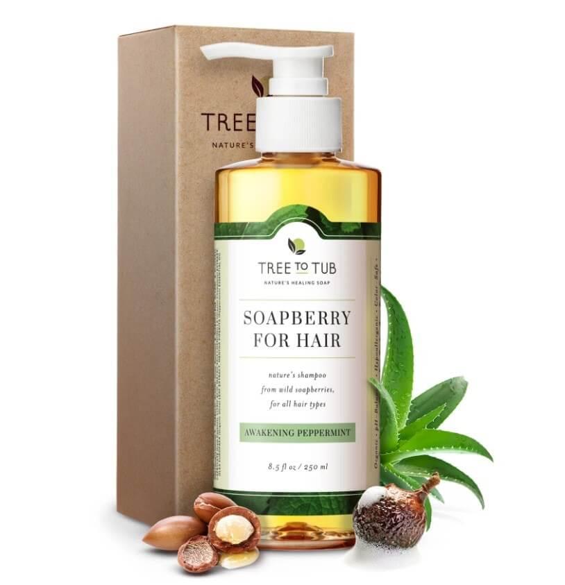 Tree-to-Tub-Organic-Shampoo
